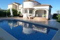 Chalet  situated in Vergel and it is 700 metres from the beach.