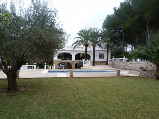 Luxury house in  Javea